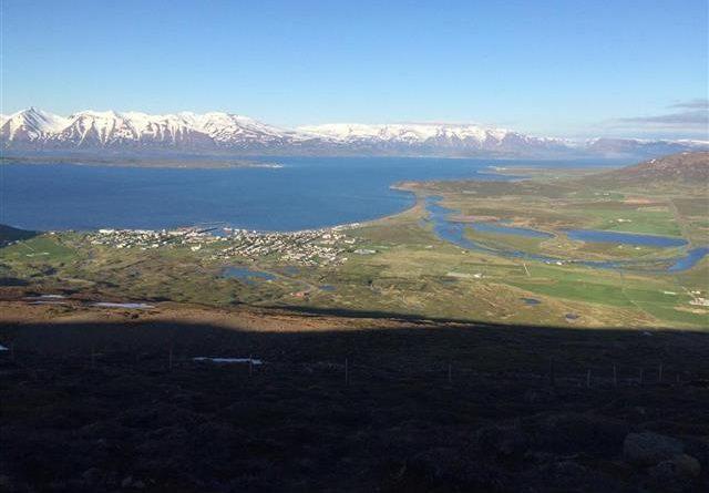 Miðvikudags ganga Ferðafélags Svarfdæla