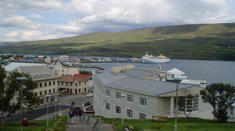 Einu smitin á Norðurlandi eru á Akureyri